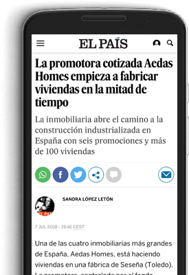 Noticia industrializacion El Pais